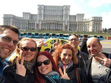 Der TSC in Bukarest