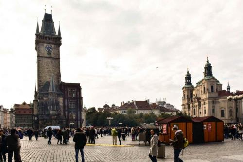 Ausflug nach Prag 2016